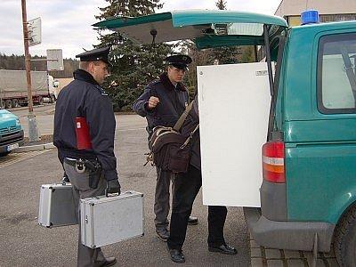 Přepadení kafilerie v Biřkově.