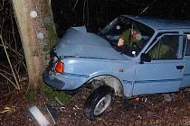 Nehoda u Svéradic