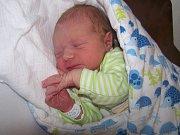 Karolína Kohlová ze Sušice (3610 g, 51 cm) se narodila v klatovské porodnici 14. října v 9.49 hodin. Rodiče Monika a Radek přivítali očekávanou dceru společně na svět. Na sestřičku se doma těší Nikolka (9 let).