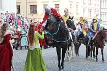 Svatováclavské oslavy v Klatovech 2016.