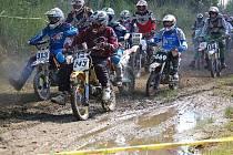 Předposlední závod seriálu JBR Cup 2010 se jel ve Strážovicích u Pačejova.