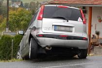 Dopravní nehoda u Běšin