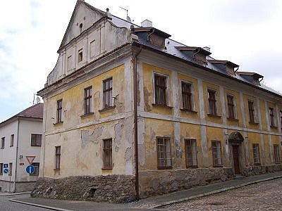 Fara v Klatovech.