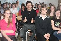 Projektový den na klatovském gymnáziu