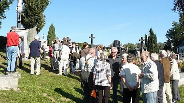 Setkání německých rodáků v Dešenicích