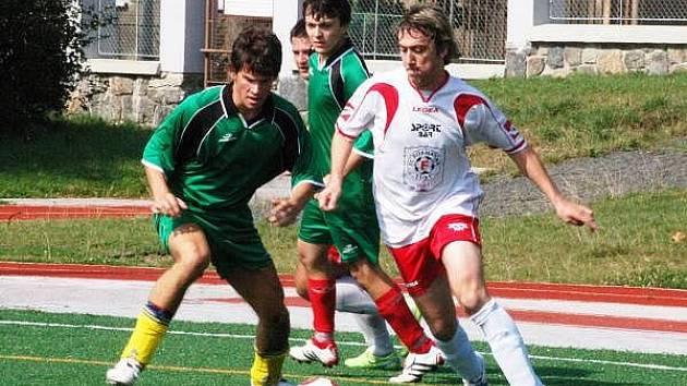 FC  Formanka Luby – FC Devils Klatovy  4:1