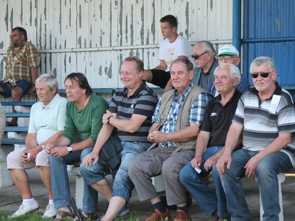 Krajský přebor mužů Horažďovice - Přeštice 0 : 2