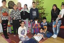 Na Vánoce zůstalo v kašperskohorském dětském domově deset dětí.