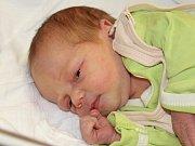Václav Fiala z Kolince (2970 g, 49 cm) se narodil v klatovské porodnici 25. září ve 13.22 hodin. Rodiče Petra a Václav si nechali jako překvapení až na porodní sál, zda se jim narodí syn nebo dcera. Doma na brášku čeká Emička (2,5).