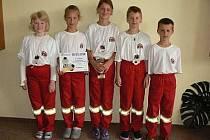 hlídka mladých záchranářů Železná Ruda