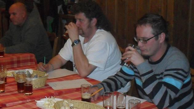 Mezinárodní soutěž Pohádkové pivo 2012 na Belvederu