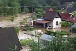 Povodeň v Točníku