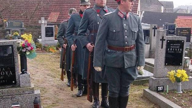 Pietní akt v Zavlekově
