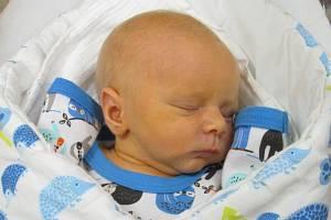TOMÁŠ TARBAJze Železné Rudy(2760 g, 48 cm)se narodil v klatovské porodnici 2. října v 16.08 h. Rodiče Lucie a Tomáš věděli, že jejich prvorozené dítě bude syn.