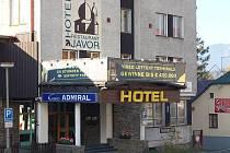 Hotel Javor a restaurace Šumava v Železné Rudě