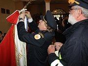 Oslavy hasičů ve Slavíkovicích