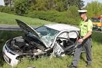 Nehoda u Štěpánovic