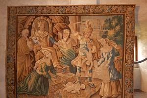 Šalamounův soud ve Švihově.