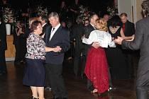 Prácheňský ples v Horažďovicích 2020.