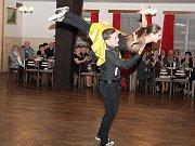Prácheňský reprezentační ples v Horažďovicích.