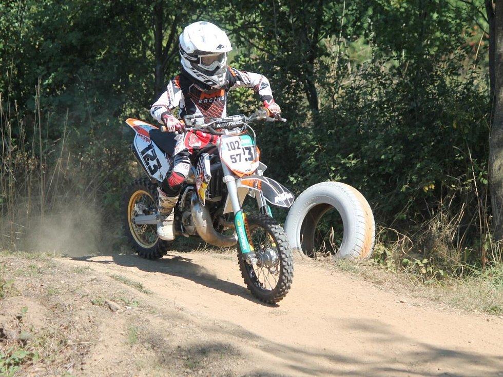 Amatérský závod Offroad Kašovka 2013 ve Strážově.