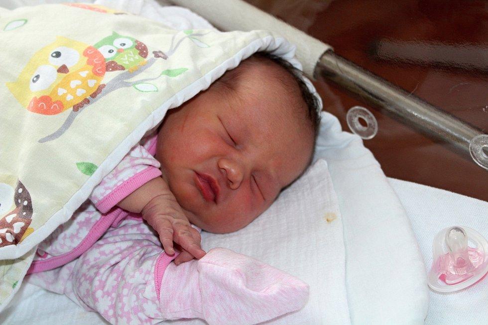 Vanessa Seidlová ze Sušice se narodila v klatovské porodnici 7. července ve 22:41 hodin (3520 g, 49 cm). Rodiče Dominika a Radek věděli, že Radek (7) a Valentýna (5) budou mít sestřičku.