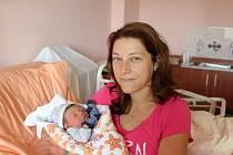 Filip Urban z Radobyčic se narodil 8. října v 1:49 rodičům Haně a Martinovi. Po příchodu na svět ve Fakultní nemocnici v Plzni vážil bráška tříleté Šárky 3380 g a měřil 52 cm.