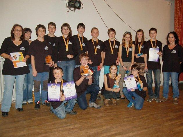 Studenti sušického gymnázia postupují do evropského semifinále
