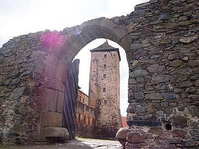 Hrad Švihov, ilustrační foto