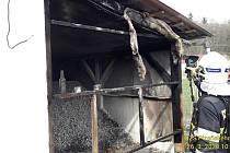 Požár v Tupadlech.