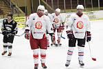 Šumavská liga amatérského hokeje 2017/2018: Tango (bílé dresy) - AutoKempf