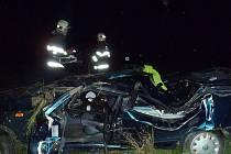Nehoda u Novákovic.