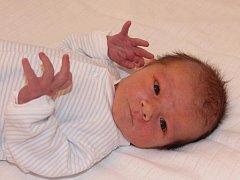 Michael Horák z Klatov se narodil v klatovské porodnici 10. září v 7.38 hodin. Vážil 2850 gramů a 50 cm. Rodiče Iva a Radek věděli, že jejich prvorozené dítě bude syn.