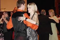 Závěrečná v tanečních pro dospělé v Klatovech