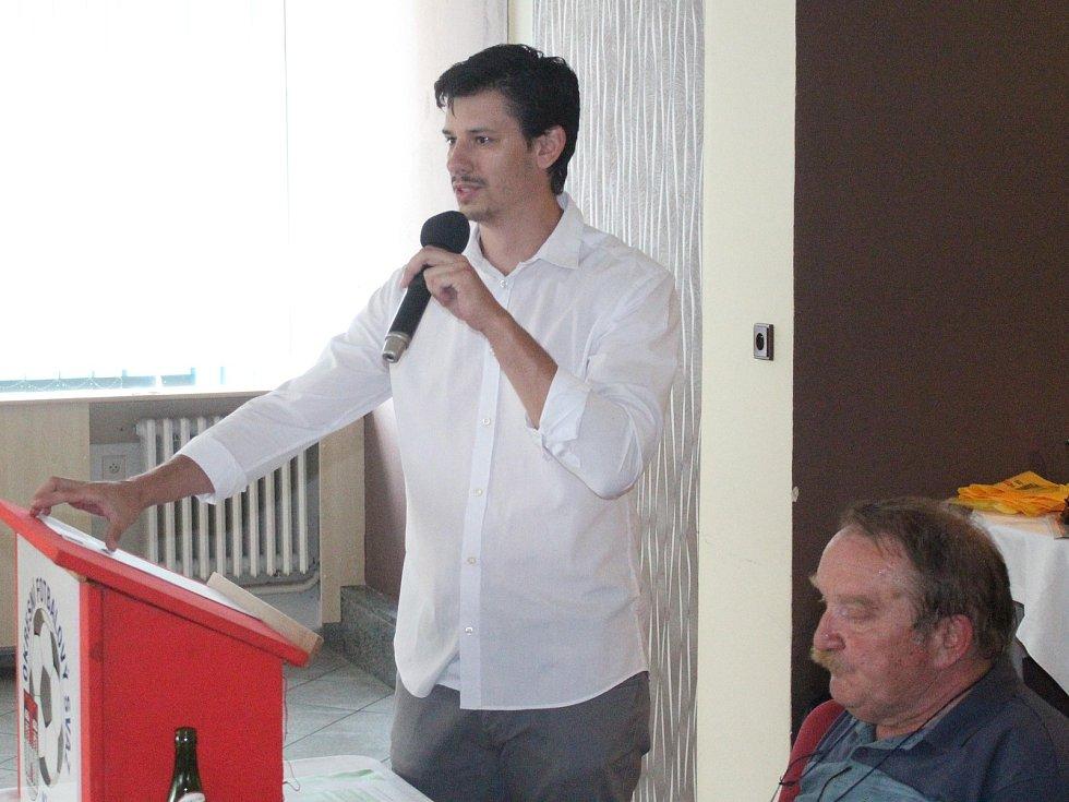 Losovací aktiv Okresního fotbalového svazu Klatovy 2017