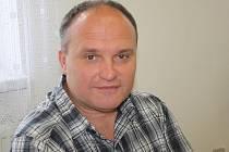 Ředitel hlavňovické škola a školky Milan Matouš.