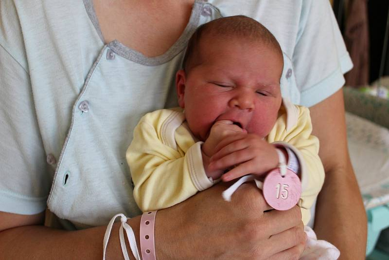 Anežka Francová (3680 g) přišla na svět 4. října ve 3:32 v Mulačově nemocnici v Plzni. Rodiče Barbora a Lukáš z Chlumčan přivítali dceru společně. Doma se na sestřičku těšila Kačulka (2).