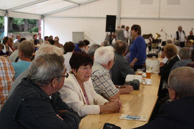 Sraz rodáků města Švihov a vzpomínka na povodně 2002