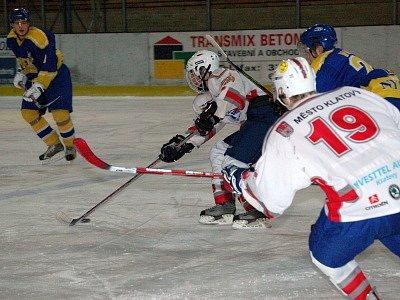 I když  junioři HC Klatovy dokázali  nepříznivý  stav  utkání proti  Nymburku zvrátit, nepodařilo se jim duel dotáhnout do vítězného konce a prohráli 4:6.
