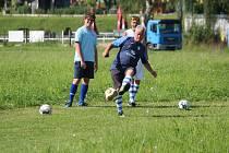 Kam za sportem: Ligový turnaj ve fotbalgolfu i závod čtyřkolek.