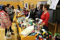 Vánoční trh v Janovicích nad Úhlavou