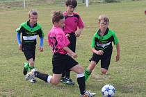 Fotbal, okresní přebor mladších žáků: Nalžovské Hory - Železná Ruda