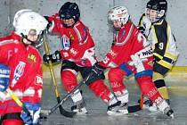 Hokejisté 3. třídy HC Klatovy  při domácím turnaji vybojovali stříbro.