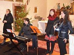 Vánoční koncert v Kvášňovicích