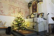 Vánoce 2015 v kostele sv. Mořice na Mouřenci