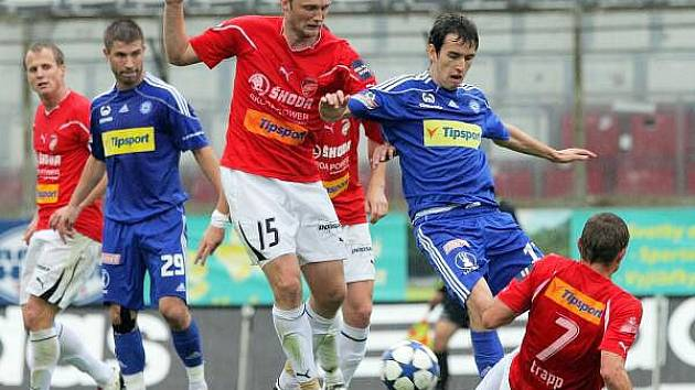 SK Sigma Olomouc - FC Viktoria Plzeň 2:1