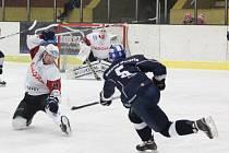2. liga 2107/2018: Klatovy (bílé dresy) - Tábor 5:3