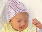 Emma Cikánová z Nepomuku (2840 g, 47 cm) se narodila v klatovské porodnici 7. března ve 13.55 hodin. Z narození prvorozené dcery má radost maminka Andrea a tatínek Lukáš. Dceru přivítali společně na porodním sále.