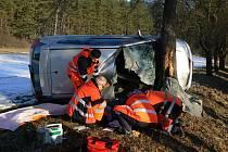 Nehoda u Kejnic.