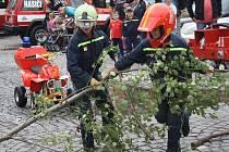Festival hasičských přípravek v Sušici.